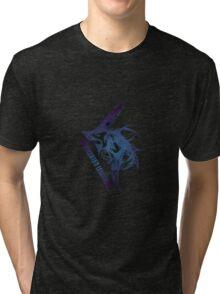 Final Fantasy XIV - Tribal Primal Leviathan Tri-blend T-Shirt