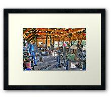 Blacksmith Shop 2 Framed Print