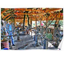 Blacksmith Shop 2 Poster