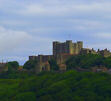 Dover Castle by digitallies