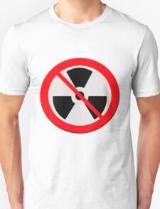 No nuclear sign T-Shirt