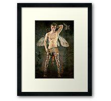 Stinger Framed Print