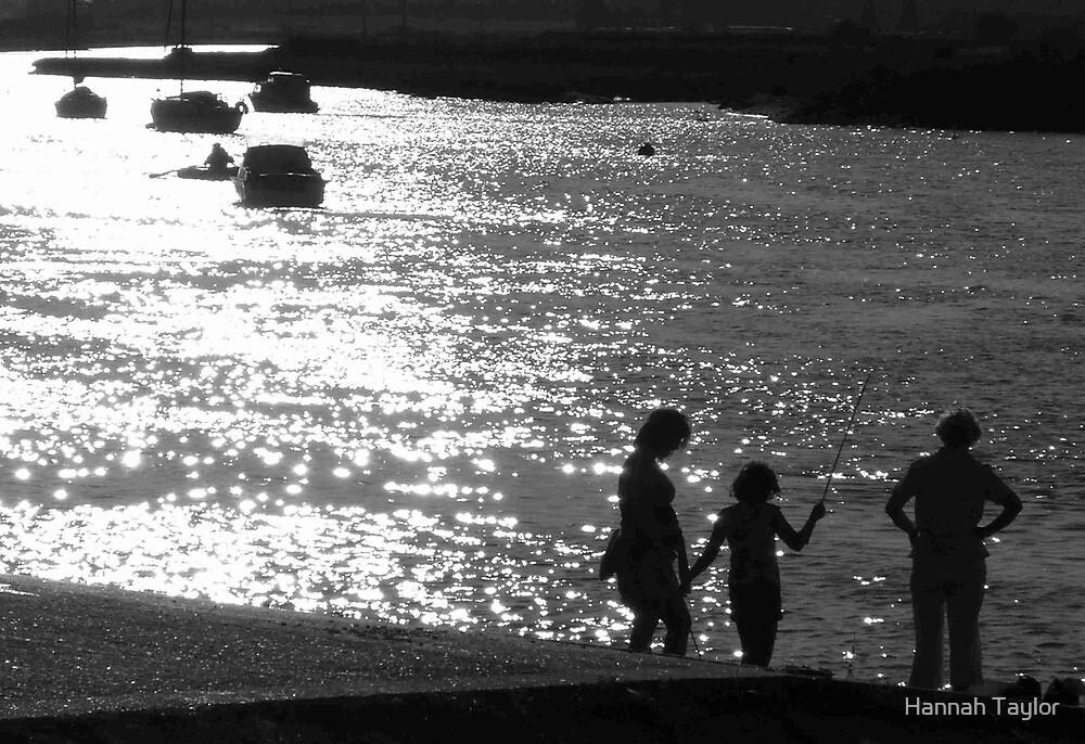 'Gone Fishing' : River Crouch, Hullbridge by HannahT