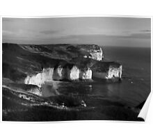 Flamborough head 2 Poster