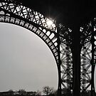 The Eiffel Tower by Lisa Williams