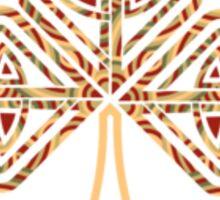 Celtic Circle Sticker