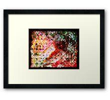 fractured fairytales Framed Print