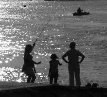 'Gone Fishing 2' : River Crouch, Hullbridge by HannahT