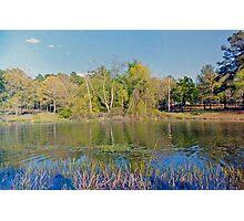 Peaceful Pond Photographic Print