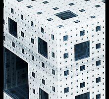 Singe-Shot Cityscape by Dots