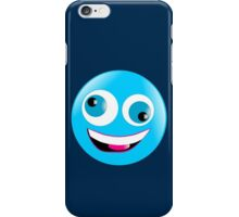 Crazy Smiley iPhone Case/Skin
