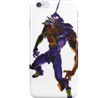 Evangelion Chronicle 4 iPhone Case/Skin