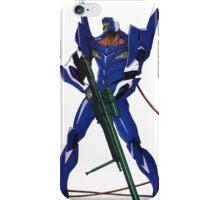 Evangelion Chronicle 5 iPhone Case/Skin