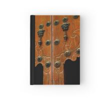 Inviting Entry Hardcover Journal