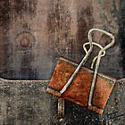 Rusty Clip on Mailbox by Joselyn Holcombe