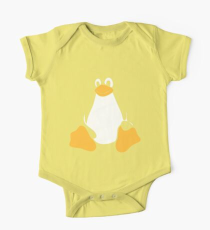 TUX LINUX One Piece - Short Sleeve