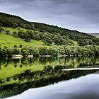 Gouthwaite Reservoir. Yorkshire. by Sue Smith