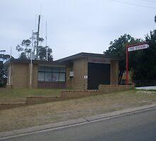 Eden 286 Fire Station by roybob
