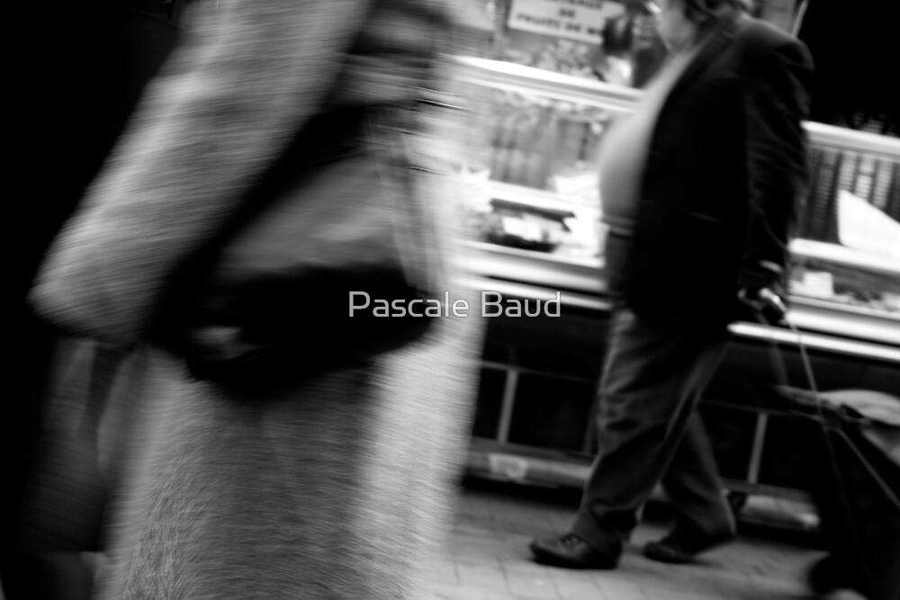 Rue Daguerre (5) - Paris 14ème - by Pascale Baud