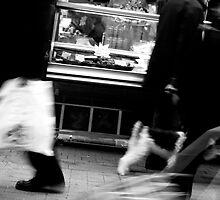 Rue Daguerre (6) - Paris 14ème - by Pascale Baud