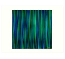 ( SAREE )  ERIC WHIEMAN  Art Print
