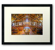 St Timothy's Framed Print