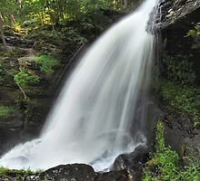 Fulmer Falls Water Movement by Stephen Vecchiotti