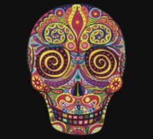 Sugar Skull Day of the Dead shirt