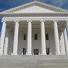 Virginia State Capitol by AJ Belongia