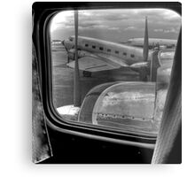 Scene from the Golden Age of Flight Metal Print