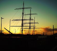The Tall Ship by illman