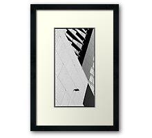'Dualism' # 3 Framed Print