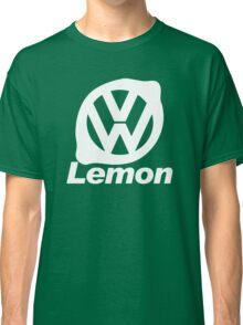 VW Lemon Car - White Classic T-Shirt