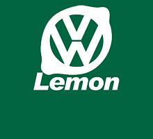 VW Lemon Car - White Unisex T-Shirt