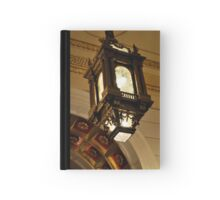 Entry Lamp  Hardcover Journal