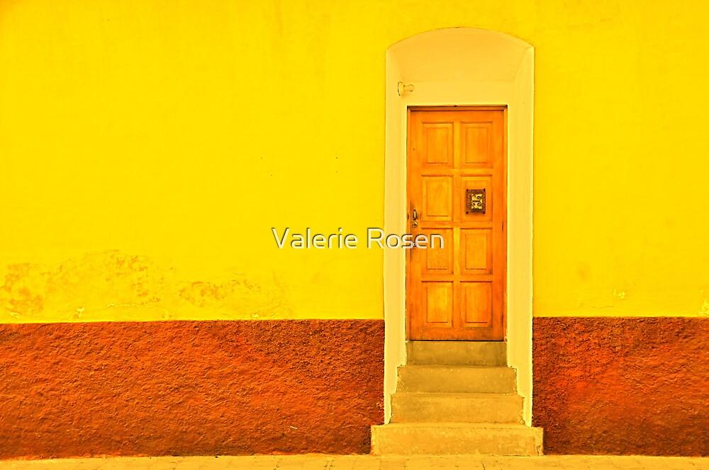 Four Steps Up by Valerie Rosen