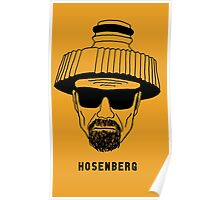 Hosenberg. The real man, just wetter. Poster