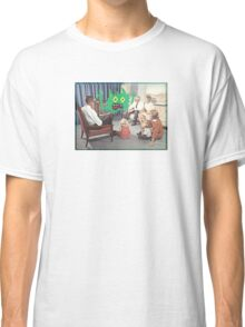 TV is Really Becoming Part of our Family! Classic T-Shirt