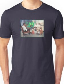TV is Really Becoming Part of our Family! Unisex T-Shirt