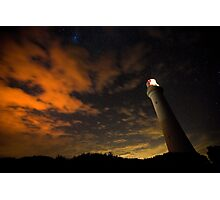 Lights in the Sky Photographic Print