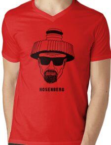 Hosenberg. The real man, just wetter. Mens V-Neck T-Shirt