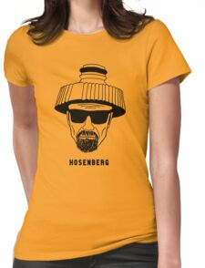 Hosenberg. The real man, just wetter. Womens Fitted T-Shirt