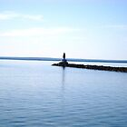 Clear Skies and Calm Waters by LibraryDrone