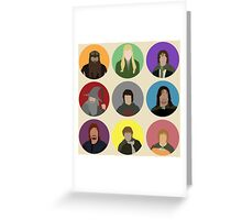 Fellowship Greeting Card