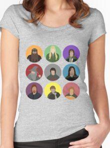 Fellowship Women's Fitted Scoop T-Shirt