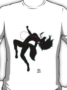 Move It - female canine  T-Shirt