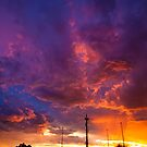 Perth Sunset by Paul Pichugin