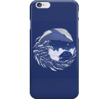 The great whale  iPhone Case/Skin