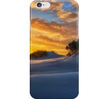 Dune Sunset iPhone Case/Skin