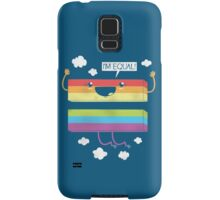 Equality Samsung Galaxy Case/Skin